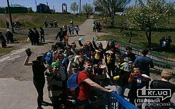 Масштабне прибирання балки Калетіна влаштували криворіжці в рамках Всеукраїнської акції