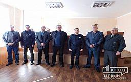 Поліцейські Кривого Рогу вшанували учасників ліквідації аварії на Чорнобильській АЕС
