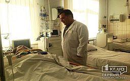 Вячеслава Волка после операции навестил Министр Обороны Украины