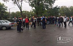 В Кривом Роге совершено разбойное нападение на таксиста