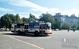 Троллейбус-марафонец вернулся в Кривой Рог