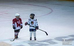 Криворожские хоккеисты отыграли первый тур Приднепровской лиги