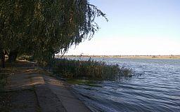 Центральный ГОК направил 2,2 млн грн на благоустройство части набережной реки Саксагань