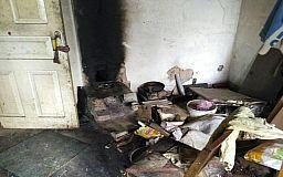 Пожарные из горящей квартиры спасли двоих криворожан