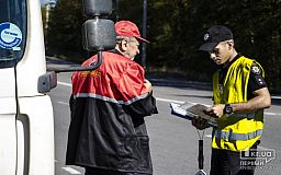 В Кривому Розі поліція затримала вантажівку без документів
