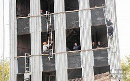 Стометровка, штурм башни и развертывание. Как выступили пожарные из Кривого Рога на чемпионате Днепропетровской области