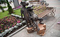 Криворожский памятник попал в десятку самых интересных. И это не Ленин
