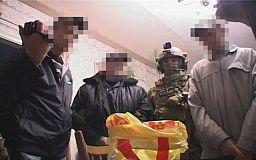 Под Кривым Рогом «накрыли» подпольную мастерскую по производству оружия