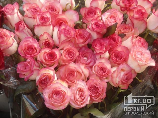 Детские букет цветов кривой рог, свадебный