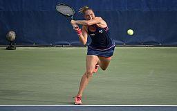 Теннисистка из Кривого Рога победила на турнире в Рабате