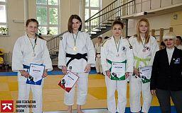 Дзюдоисты из Кривого Рога  завоевали 8 призовых мест на отборочном туре чемпионата Украины