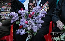 Переможний ранок 9 травня криворіжці зустріли святковим феєрверком