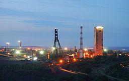 Рудник шахты Сухая Балка приостановил работу в Кривом Роге