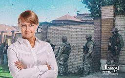 Цель обысков: черновая бухгалтерия «кумы» Вилкула Ольги Бабенко