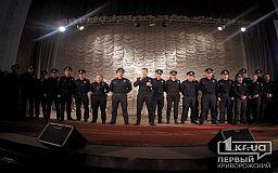 Ви впорались із завданням, - головний коп України патрульним Кривого Рогу