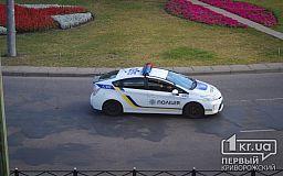 За неделю в Кривом Роге полицейскими задержан 31 пьяный водитель