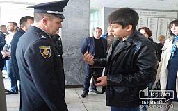 Конфликт между журналистом и депутатом горсовета Кривого Рога