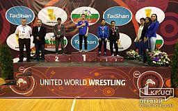 Борец из Кривого Рога уделал соперников из 27 стран