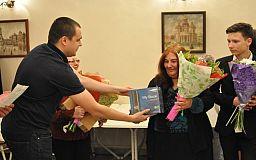 Учительницу из Кривого Рога наградили за подготовку призера Всеукраинской олимпиады