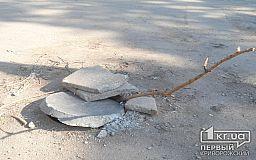 В Кривом Роге колодец несколько лет был без люка из-за «металлистов»