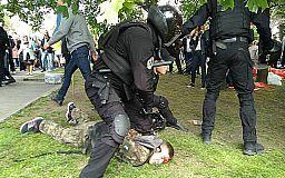 У Дніпрі затримали чоловіка, якого підозрюють у скоєнні злочинів на День Перемоги