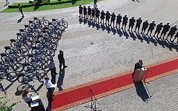 Константин Усов: «Я буду прилагать всю силу и энергию, чтобы наша патрульная полиция стала лучшей в стране, а Кривой Рог – настоящим европейским и безопасным городом»