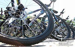 По-європейськи: парки Кривого Рогу під наглядом велопатрулів