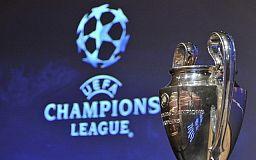 Україна готується зустріти фінал Ліги Чемпіонів