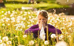 Как криворожанам избежать развития аллергии
