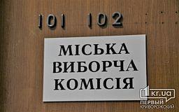 Перестановка в городской избирательной комиссии Кривого Рога