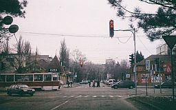 В Кривом Роге на Соцгороде установили светофор