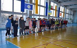 У Кривому Розі відбулись змагання з футзалу серед рятувальників