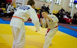 Спортсмены из Кривого Рога заняли призовые места на чемпионате по дзюдо