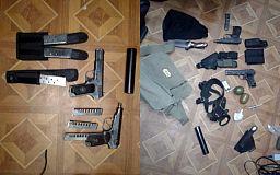 В Кривом Роге СБУ изъяли посылку с оружием и боеприпасами