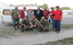 Волонтерів із Кривого Рогу нагородили орденом «За мужність»