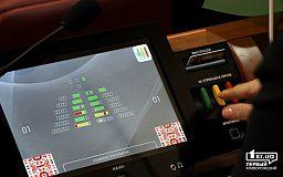 В Криворожском горсовете голосуют по новой схеме