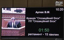 Грозит ли что-то криворожскому депутату-кнопкодаву от Оппоблока