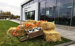Праздник молодого вина в Volkswagen Центр Кривой Рог: бархатная осень с бокалом жидкого золота