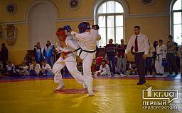 Благодаря спортсменам из Кривого Рога сборная области завоевала призы