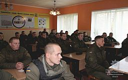 Военнослужащие Кривого Рога хотят нести службу в Нацполиции города
