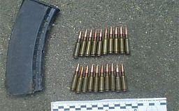 На улице в Кривом Роге мужчина нашел патроны