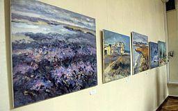Криворожский художник принял участие в выставке в Николаеве