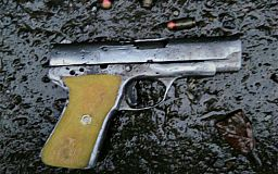 Под Кривым Рогом у мужчины изъяли пистолет