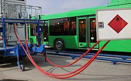 В Кривом Роге появятся автобусы на природном газе