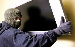 За кражу телевизора криворожанин может сесть на 6 лет