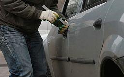 Криворіжцям на замітку: названі найпопулярніші марки авто для викрадення