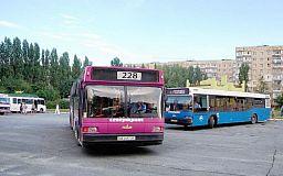 Расписание автобусного маршрута №228 в Кривом Роге (Исправлено)