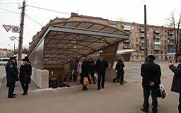 После капитального ремонта открыта вторая очередь подземного пешеходного перехода на Площади Освобождения