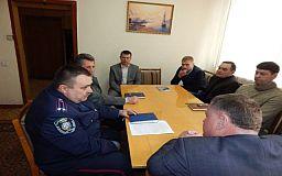 «100 днів якості Національної поліції»: Поліціанти Центрально-Міського району зустрілися з депутатами міської ради