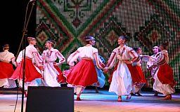 В Кривом Роге прошел крупнейший в Украине фестиваль народного творчества – «Весна Руданы»
